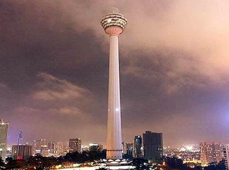 100 Floors Level 58 Main Tower